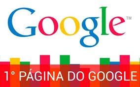 1° Página do Google