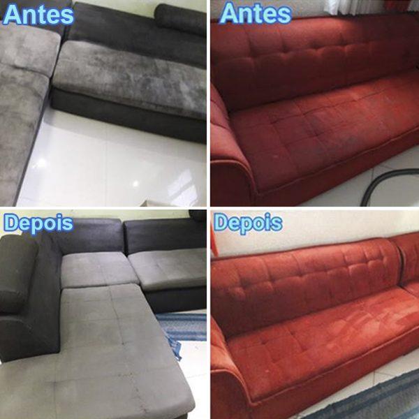 Limpeza de Estofados Jaçanã SP Zona Norte